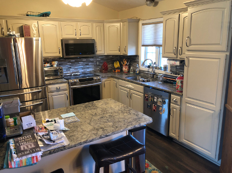 kitchen repairs and remodel