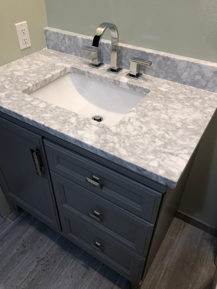 Bathroom Sink Remodel