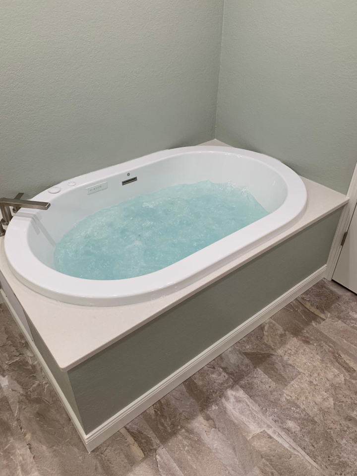 Bathtub Remodel