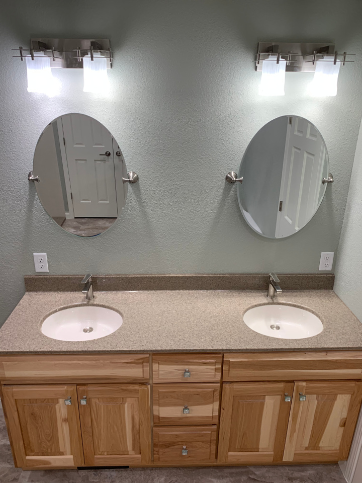 Bathroom Countertop Remodel