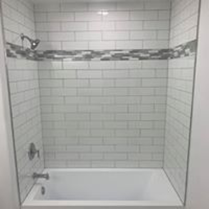 Bathroom Shower Makeover