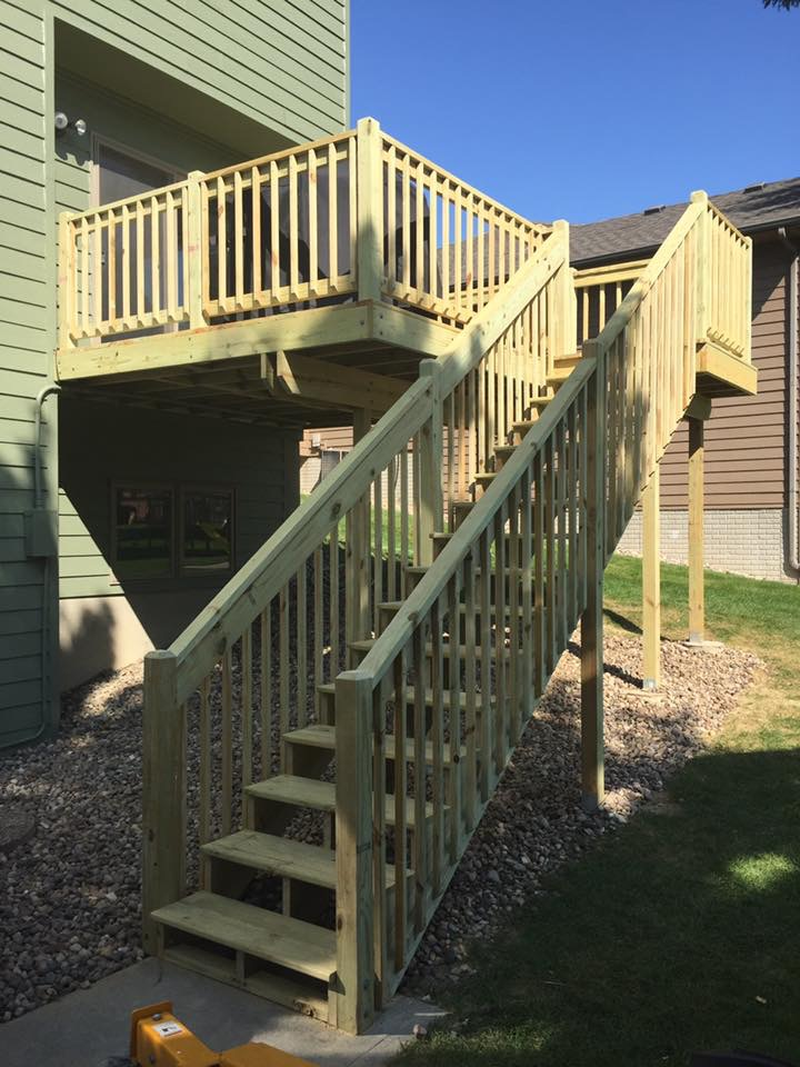 Deck Repair - After