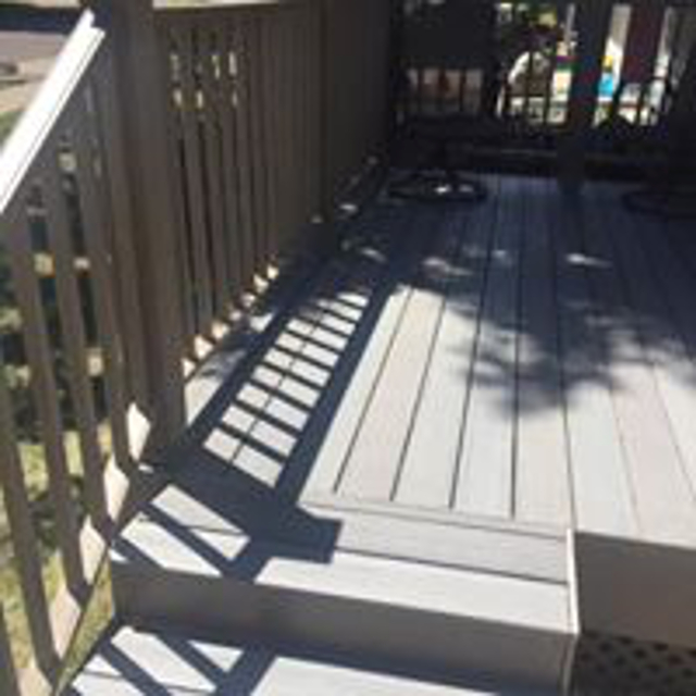 Deck Installation