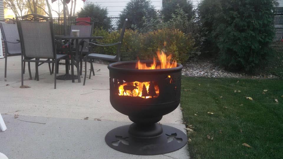 Outdoor Firepits Sioux Falls Handyman Fireplace Repair