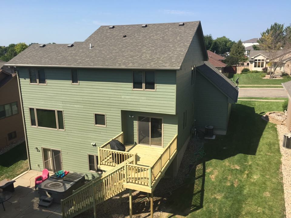 House Painting and Deck Repair